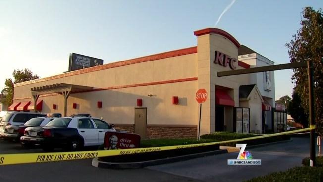 Man Fatally Stabbed Outside KFC