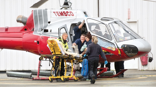 11 Rescued After Plane Crashes on Alaska Island: 'This Could Have Been Bad'