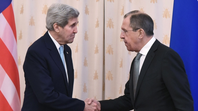 John Kerry Calls for Common Ground With Russia on Syria, Ukraine