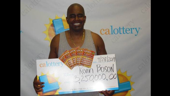 San Diegan Wins $3.25M Playing Scratchers Lottery