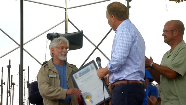 Proclamation Honors Stand Down Organizer Dedicated to Helping Vets