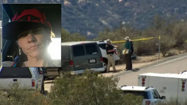 Victim Found Smoldering on Dirt Road ID'd