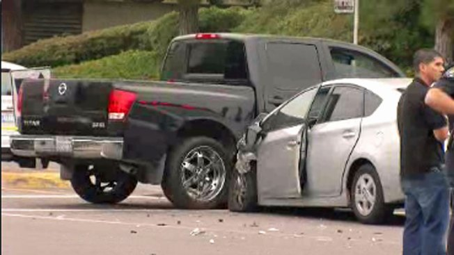 Man Killed in Multi-Vehicle Collision Near UTC Mall