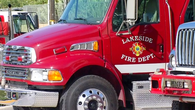 Lakeside Unites to Honor Cedar Fire Victims