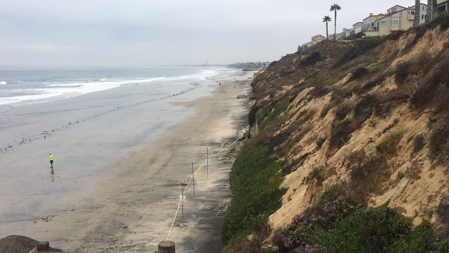 Calif. Senator Supports Call for State, Fed Agencies to Pay for Stabilization of Cliffs in Encinitas