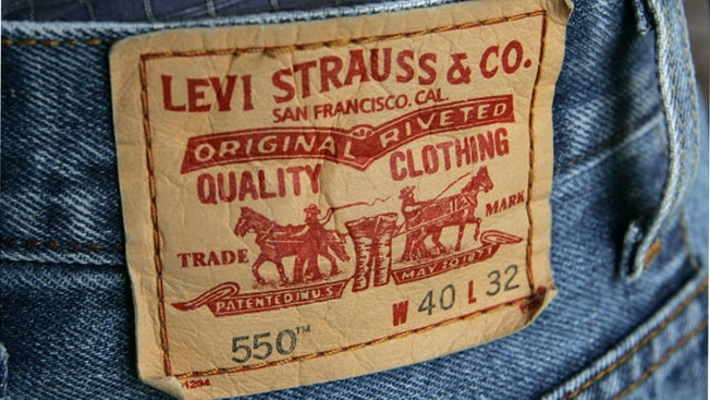 Feds: Man Smuggled Labels to Make $192K Worth of Fake Levi's Jeans