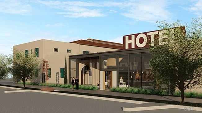 Barracks To Be Converted into $20M Hotel at Liberty Station