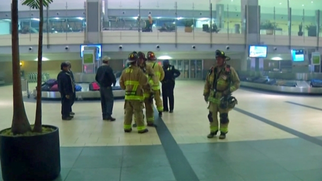 Evacuations Lifted at Lindbergh Field