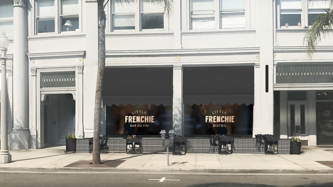 Bonjour, Coronado: Parisian-Inspired 'Little Frenchie' Bistro Planned for the Island
