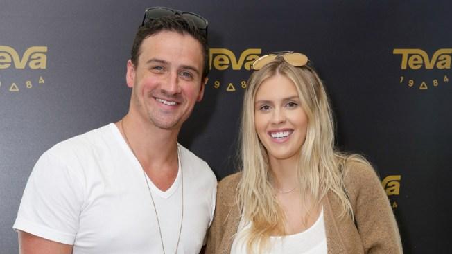 Ryan Lochte and Kayla Rae Reid Welcome Baby Girl Liv Lochte