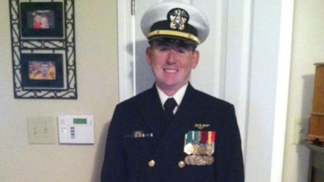 Navy Recovers Remains of Santee Pilot