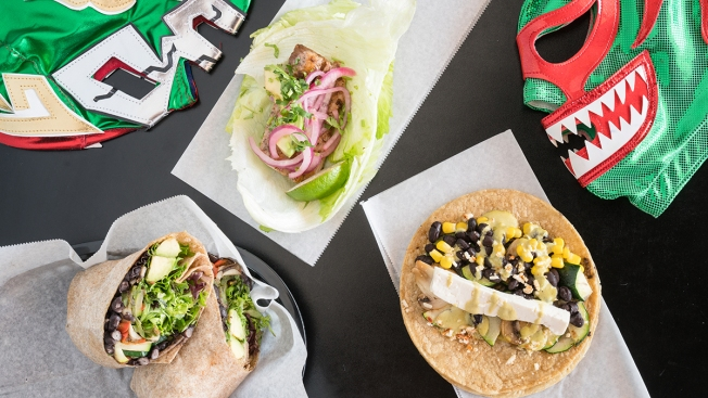 [G] Lucha Libre Taco Shop Opens in Carlsbad