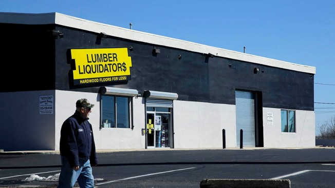 Lumber Liquidators stock hammered after revised cancer-risk report
