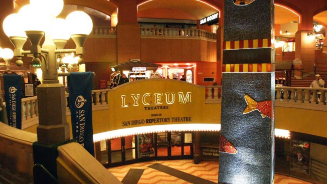 Lyceum Theatres Unveils $3.9 Million Renovation of Lobby, Concession Stands, Restrooms