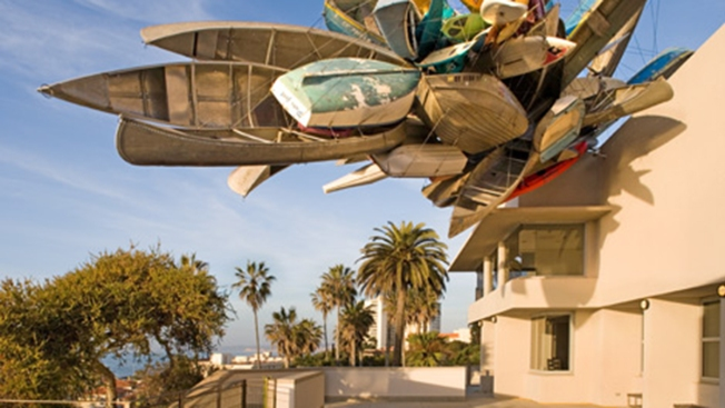 Museum of Contemporary Arts San Diego Preps for Auction