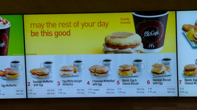 Local McDonald's Previews All-Day Breakfast