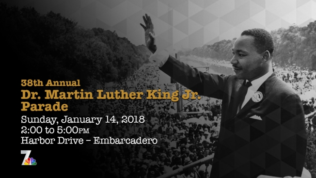 38th Annual  Dr. Martin Luther King Jr. Parade