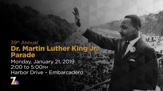 39th Annual Dr. Martin Luther King Jr. Parade