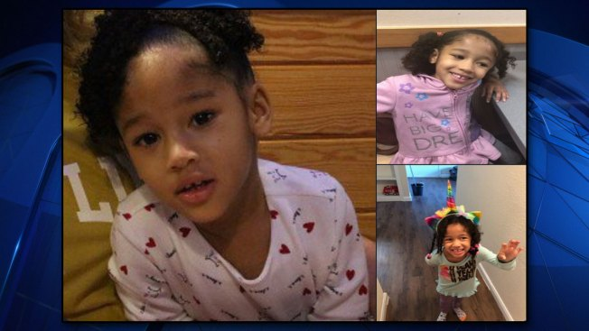 Stepdad of Missing Texas Girl, 4, Says She Was Abducted