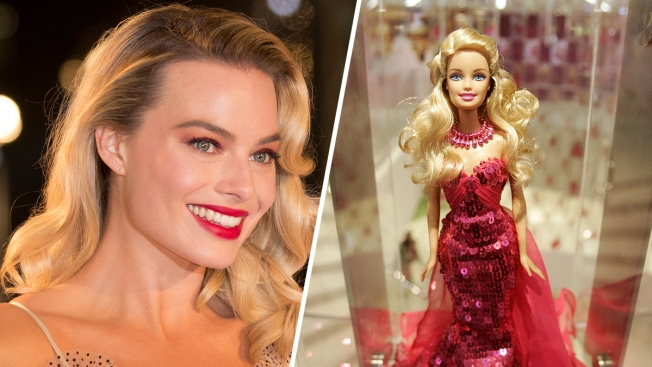 Margot Robbie to Play Barbie in Live-Action Film
