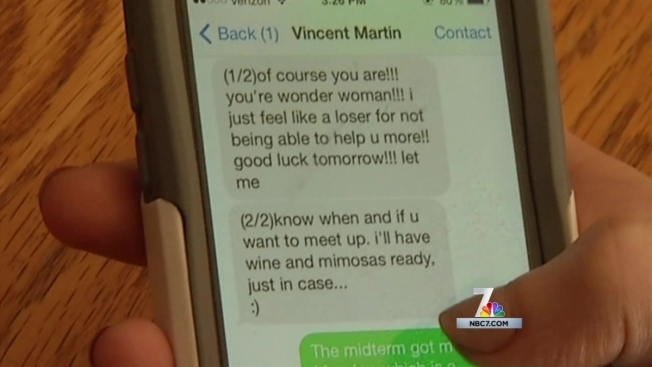Vincent martin san diego sexual harassment