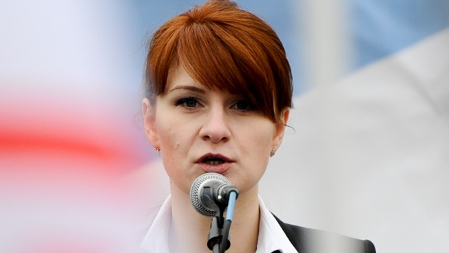 Russian Operative Maria Butina Says She Wasn't Part of 'Grand Giant Plan'