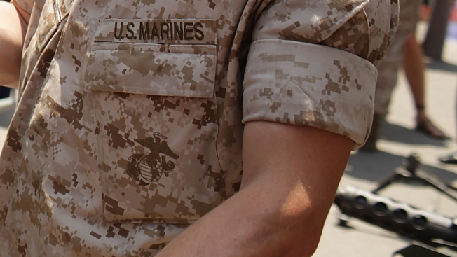 Right to Bare Arms: Marines to Allow Rolled-Up Sleeves