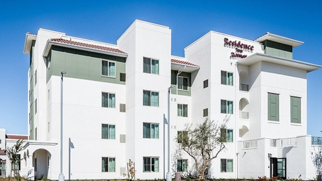 Marriott Residence Inn Chula Vista is First Hotel to Open in Otay Ranch