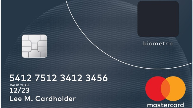 MasterCard Rolls Out Cards With Fingerprint Sensor