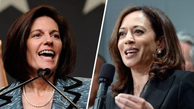2 Women Elected to US Senate Make Latina, Indian History