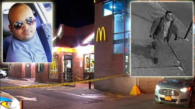 Homeless Man Charged in Stabbing Death of McDonald's Manager
