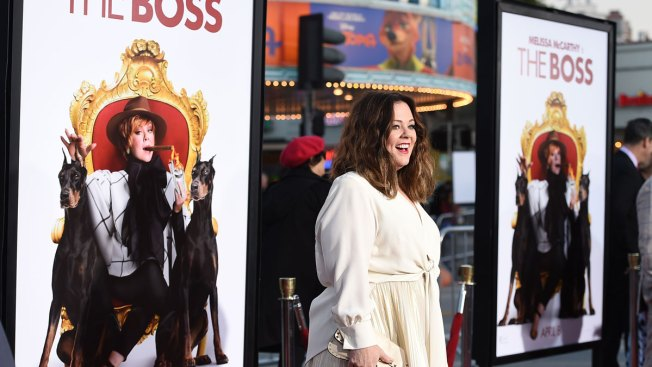 Melissa McCarthy's 'The Boss' Debuts to $23.5M at Box Office