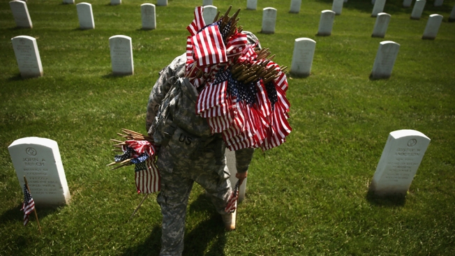 San Diego Pays Tribute to Military Heroes on Memorial Day Weekend