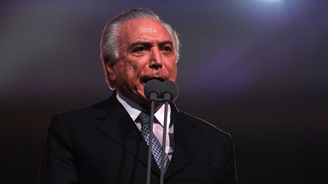 Brazil President Won't Attend Olympic Closing Ceremonies: Officials