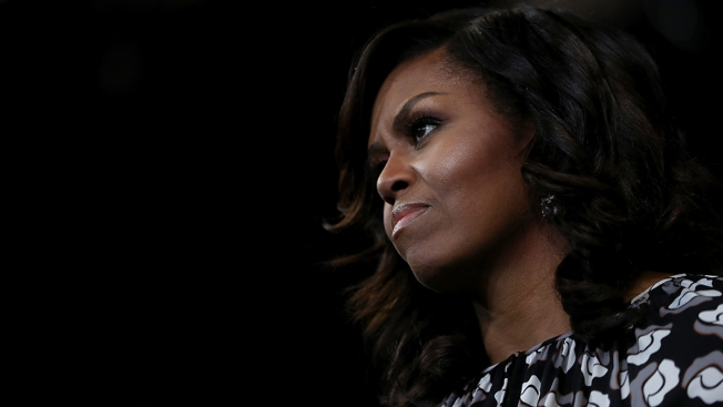 Michelle Obama Discusses Emotional Scars From Critics