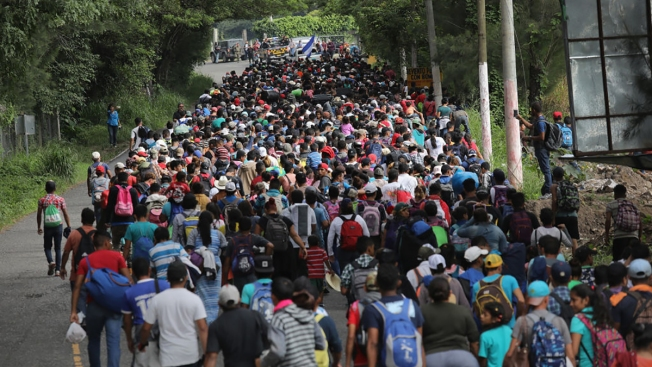 Central America's Choice: Pray for Rain or Migrate
