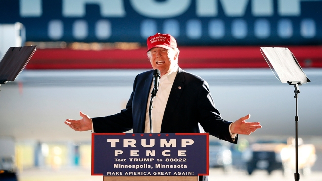 Trump Campaign Eyes Chances to Vie for States Lost in 2016