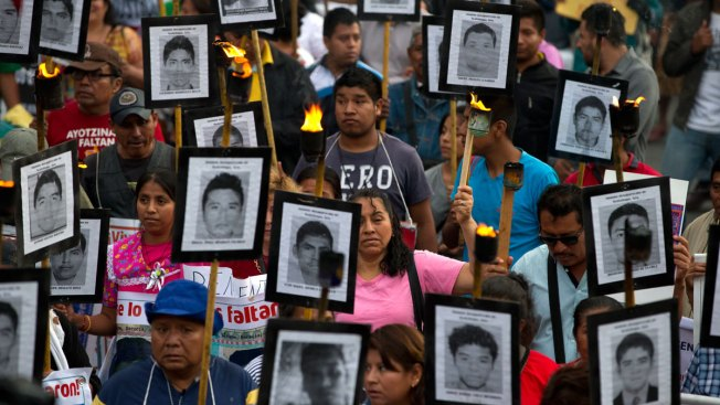 Classmate of Missing Mexican Students Seeks Asylum in US