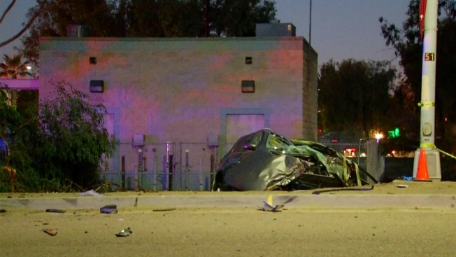 Driver Killed in Crash near Mission Bay