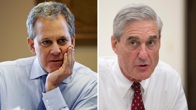 Mueller, New York Attorney General Joining Forces on Manafort Probe