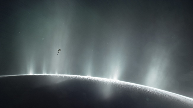 NASA Details 'Ocean Worlds' in the Solar System