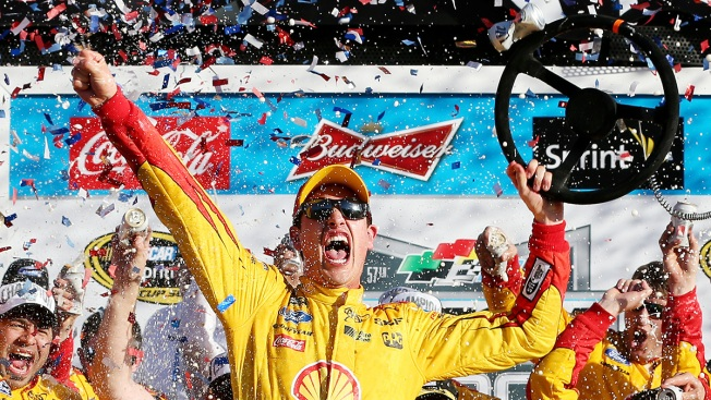 Logano Excited for 'Sharknado' Role