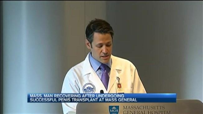 Massachusetts General Hospital Surgeons Perform Nation's 1st Penis