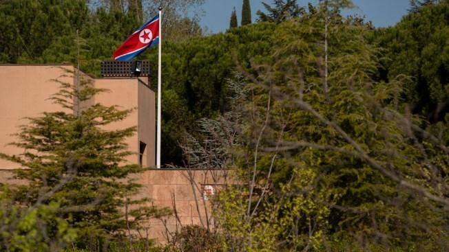 Ex-Marine Arrested in North Korea Embassy Attack in Madrid