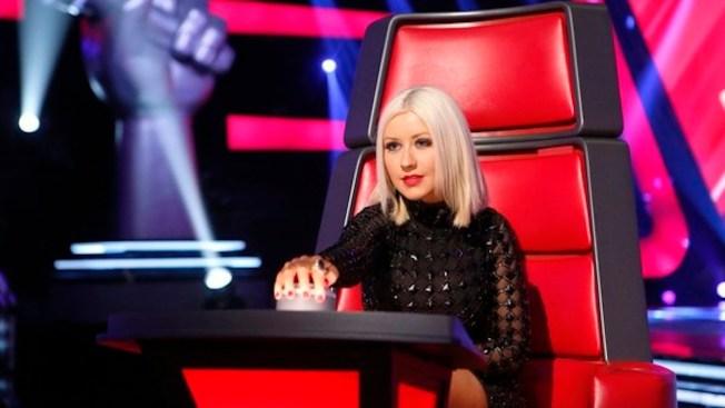 Aguilera Perfects Motherhood-Career Balancing Act
