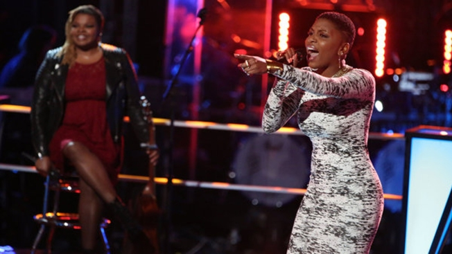 """""""The Voice"""":  Knockout Rounds Part 2"""