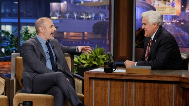"Matt Lauer, Men's Health and Twerking on ""Tonight Show"""