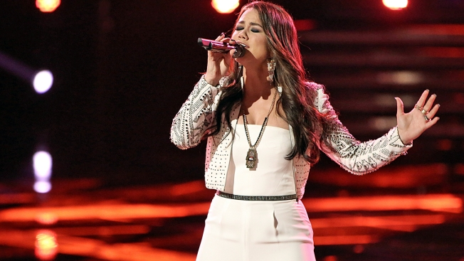 """""""The Voice"""" Live Shows Kick Off, as Top 12 Battle for Spot in Top 10"""