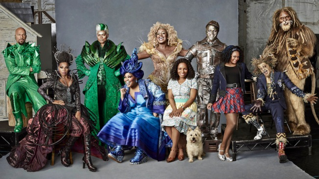 The Wizards Behind 'The Wiz Live!'