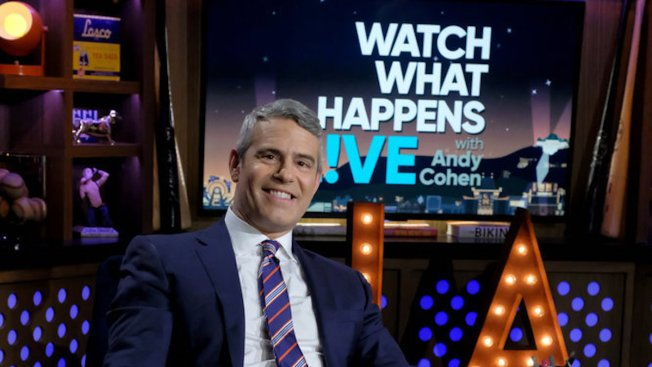 Andy Cohen Welcomes Baby Boy: 'I'm in Love'